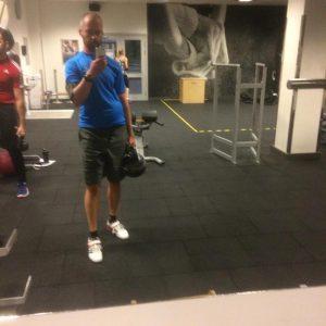 Träna som en aktiesparare på gymmet.