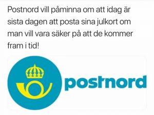 Postnord