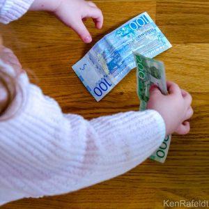 Fondportföljer för bl.a. barnsparande
