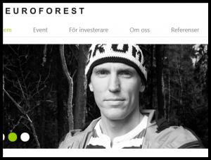 Euroforest och Björn Ferry