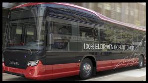 Nobinas självgående buss från Scania.