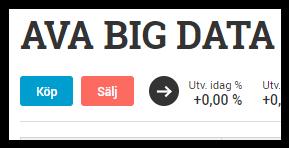 Det här med IT och framförallt big data hör säkert framtiden till. Jag har därför kollat lite på AVA BIG DATA EU TRACKER.