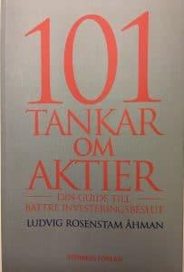 101 tankar om aktier - här är Hernhags bokrecension.