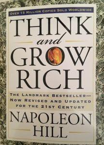 Think and grow rich bokrecension och delvis sågning!