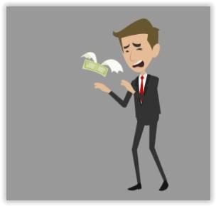 Utdelningssänkningarna i coronakrisen 2020 - pengar flyger iväg